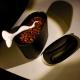 Envase Koziol Hot Stuff, 500 g, negro, BPA Free