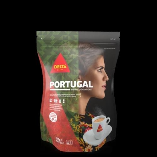 Café Delta Portugal, 250 g, molido