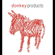 Taza Donkey Nose-Baby, 280 ml, porcelana, blanco