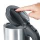 Calentador / Hervidor Severin Viaje WK3646, 500 ml, acero inoxidable, eléctrico