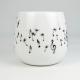 Taza Könitz Snuggle Music, 380 ml, porcelana