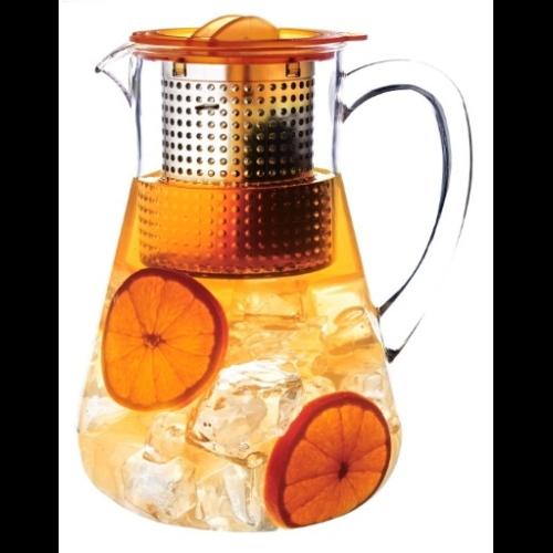 Jarra Finum Tea Control, 1.800 mll, policarbonato, BPA Free