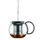 Tetera Bodum Assam 1812-01, 500 ml, émbolo acero inoxidable, negro