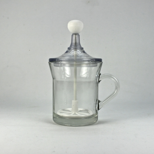 Espumador Frabosk Limpido,1 taza, vidrio