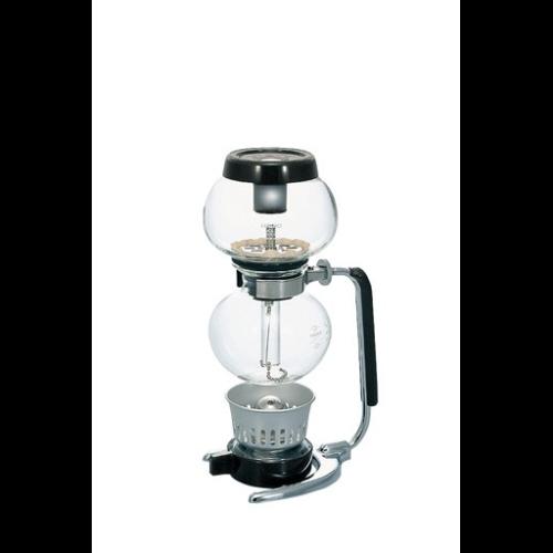 Cafetera Hario Sifón Moca MCA-3, 360 ml, borosilicato