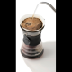 Cafetera Goteo Hario  V60 VDD-02B, 700 ml, cristal