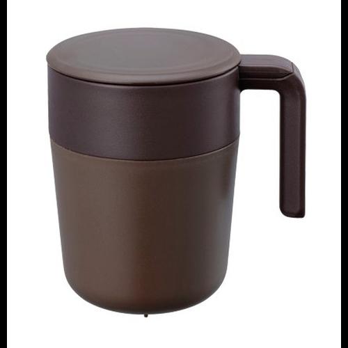 Mug Kinto Cafepress, 250 ml, marrón