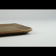 Bandeja Kinto Place Mat, 220 x 120 mm, teca