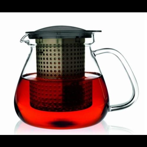 Tetera Finum Tea Control, 1.000 ml, borosilicato