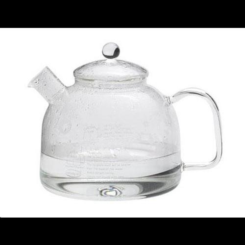 Calentador / Hervidor Agua Trendglas, 1,75 l, borosilicato, tapa cristal