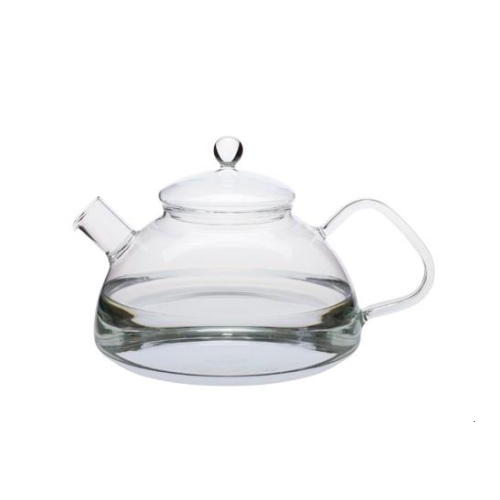 Calentador / Hervidor Agua Trendglas, 1,2 l, borosilicato, tapa cristal