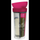 Vaso Térrmico c/ Filtro Finum Traveler Zita, 300 ml, rubí