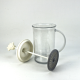 Espumador Frabosk Boom Boom, 1 taza, plástico