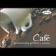 Café, pensamientos, palabras y aromas