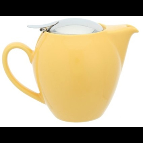 Tetera Zero Japan, 580 ml, cerámica, amarillo