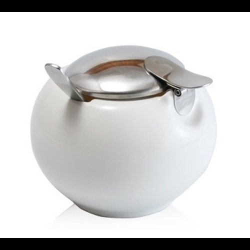 Azucarera Zero Japan BKK-04, 140 ml, cerámica, blanco
