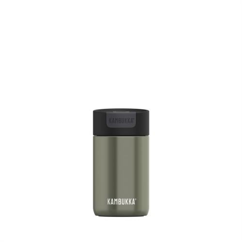 Vaso Termico Kambukka Olympus Champaing 11-02001, 300 ml, beige metalizado, acero inoxidable, BPA free
