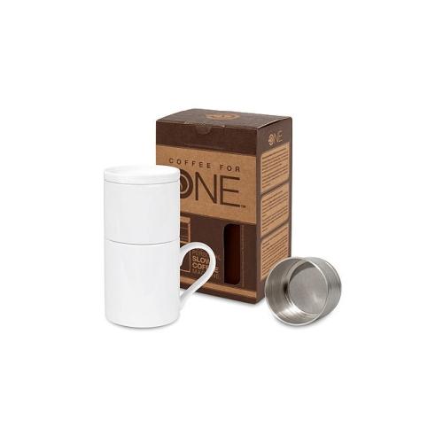Cafetera Coffee for One Konitz PW, 330 ml, porcelana