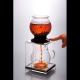 Tetera Gravedad Hario Largo TDR-80B, 800 ml, cristal borosilicato