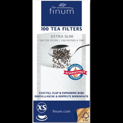 Filtro Papel Finum p/taza XS, 100 unidades