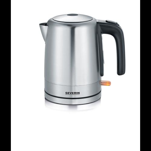 Calentador / Hervidor Severin Acero WK3496, 1.000 ml, acero inoxidable, eléctrico