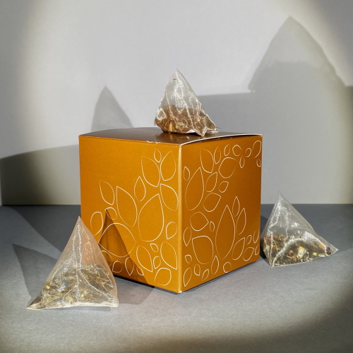 Dana, 15 Pirámides