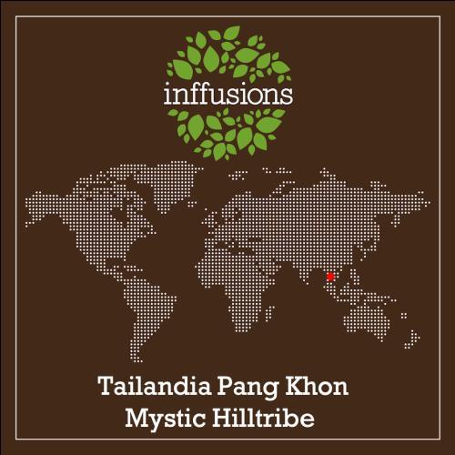 Café de Origen Tailandia Pang Khon Mystic Hilltribe, grano, 250 g