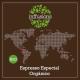 Café de Origen Espresso Especial Orgánico, grano, 250 g