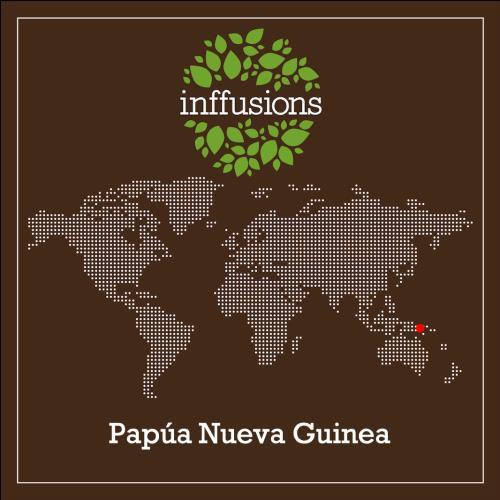 Café de Origen Papúa Nueva Guinea, grano, 250 g