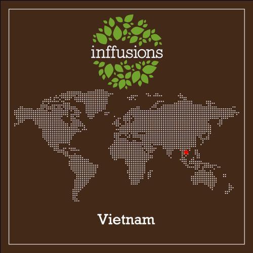 Café de Origen Vietnam, grano, 250 g