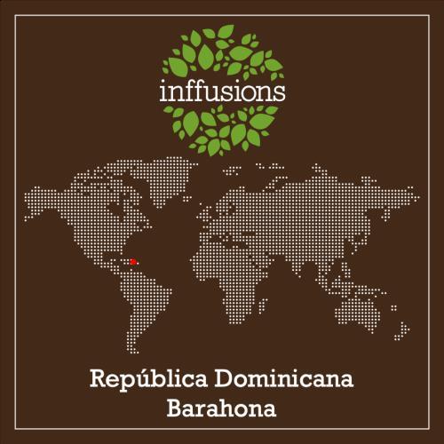 Café de Origen República Dominicana Barahona, grano, 250 g
