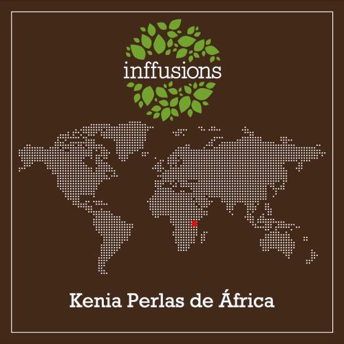 Café de Origen Kenia Perlas de África, grano, 250 g