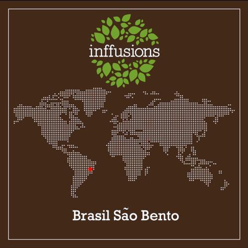 Café de Origen Brasil São Bento, grano, 250 g