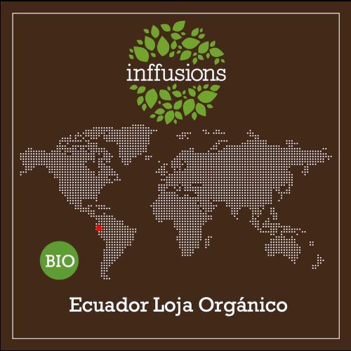 Café de Origen Ecuador Loja Orgánico, grano, 250 g