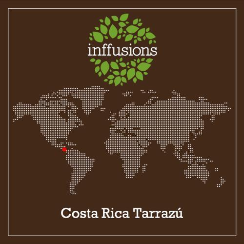 Café de Origen Costa Rica Tarrazú, grano, 250 g