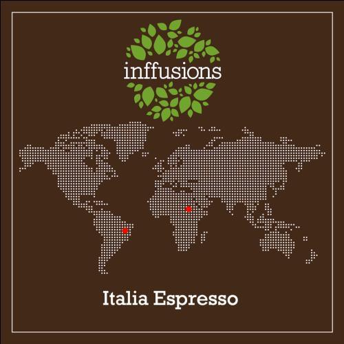 Café de Origen Italia Espresso, grano, 250 g