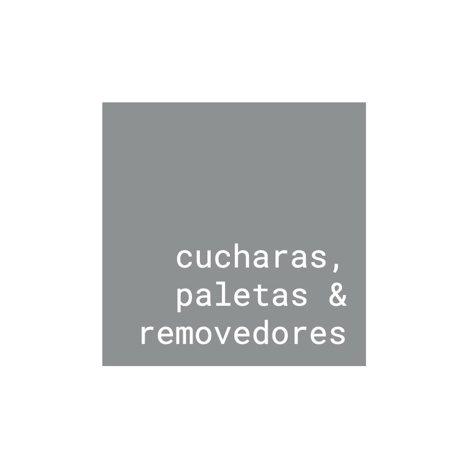 Cucharas, Paletas y Removedores