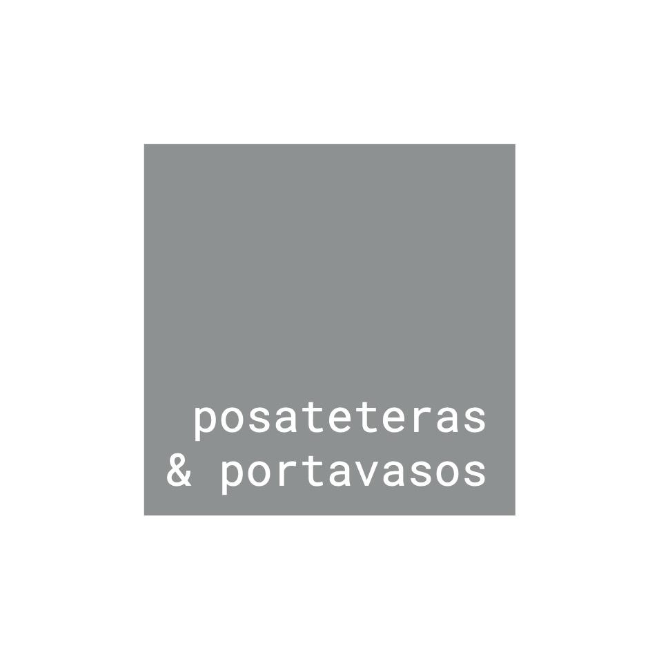 Posateteras y Portavasos